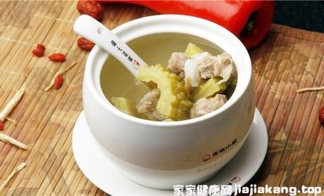 夏季常喝三个汤就够 清火排毒减肥瘦身