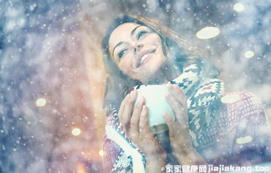 冬季养生,男人冷一些,女人热一些更好