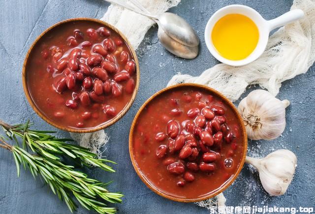 红豆沙的做法与功效,作为吃货怎么还能不知道