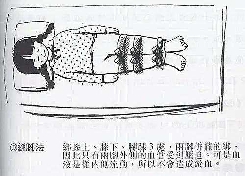 神奇呀,只要绑一绑腿,多种慢性病病不药而愈,为什么?