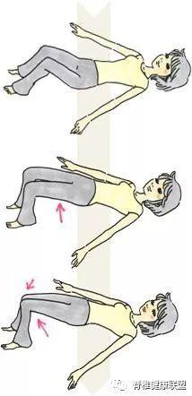 睡前五分钟整骨运动(图)图2