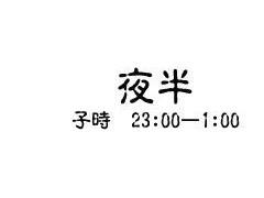 (好文推荐!)读懂十二时辰,就懂了中国人的一生