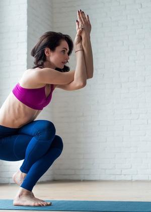 美女教练7招招教你怎样运动瘦腿减肥最有效