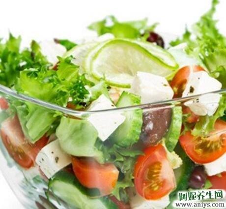 减肥沙拉(蔬菜类)做法大全秘密小窍门图1