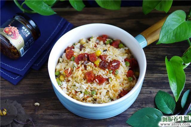 大米饭这样做最好吃,不信你试试