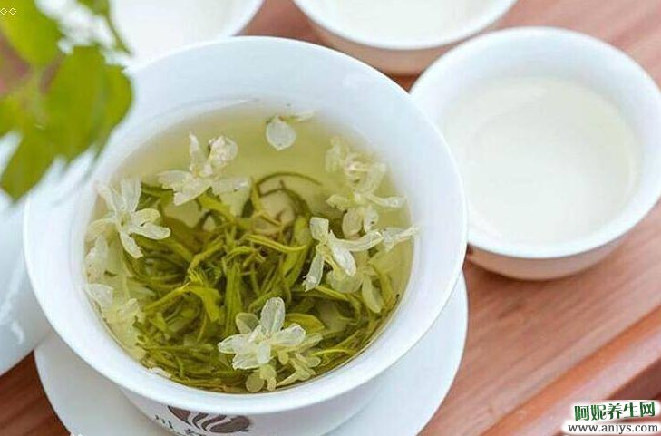 春季养生常喝五种花茶,让你心情愉快身体健康