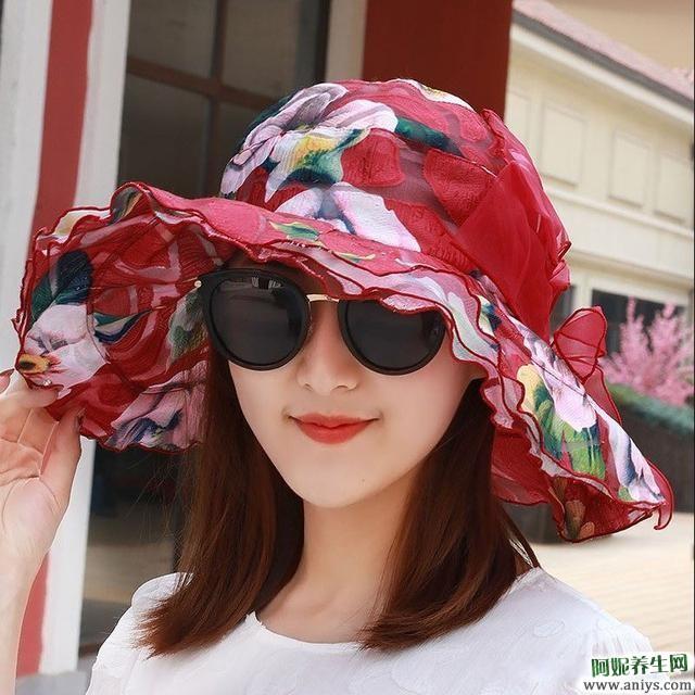 28款大气,漂亮,时尚女士夏季防晒帽 ,是女孩的最爱