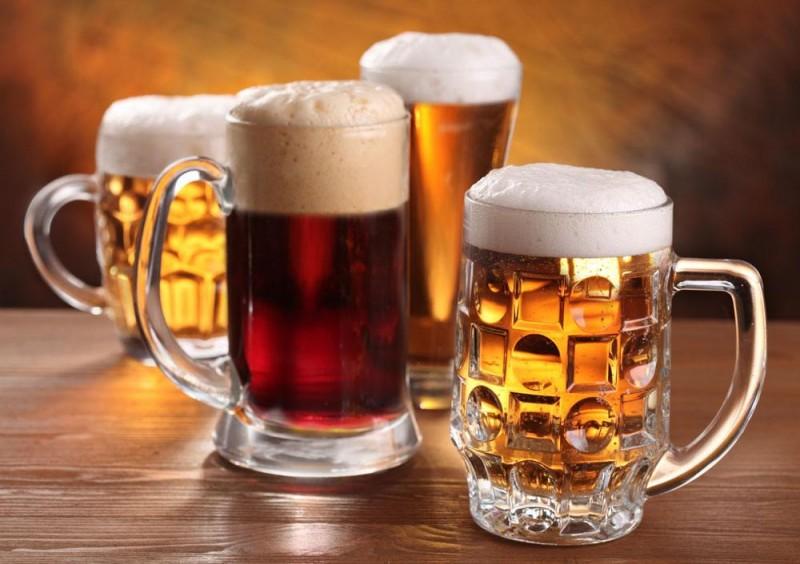 啤酒不是饮料,在夏季健身时饮用是禁忌图1