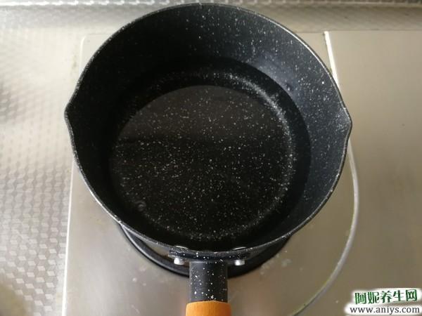 南瓜小圆子羹:它被称为维生素之王,常当早餐喝,快速长个子还护眼