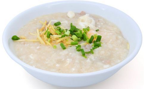 家庭祛湿健脾粥:生姜益气粥,山药绿豆粥