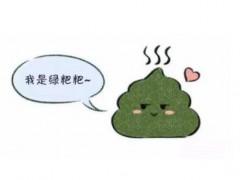 宝宝拉绿色大便是怎么一回事
